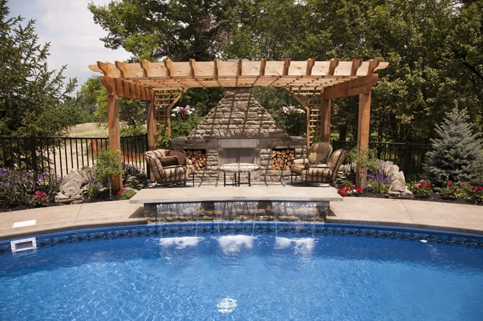Turn Your Mount Dora Pool into a Summer Retreat