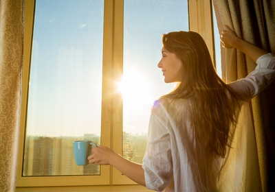 A Return to Sunnier Mornings