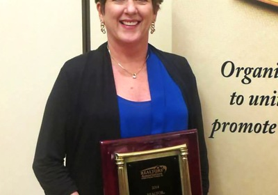 Loretta Maimone Named 2014 Realtor of the Year!