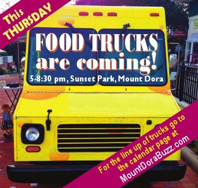Mount Dora Food Trucks!