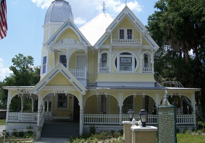 February Trivia: Who was Mount Dora's first mayor? Hint: Their home is now on the National Register of Historic Places.
