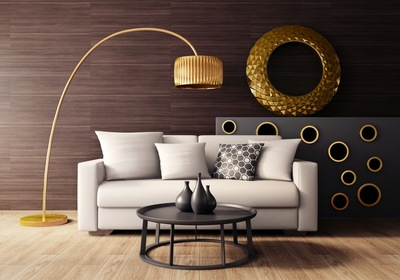 Going for Gold: 7 Ideas for Gold Accents in the Home