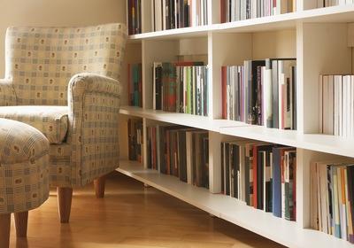 Central Florida Homes: 7 Fun Bookshelf Arrangements