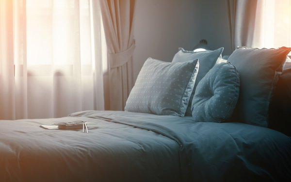 4 Ways to Better Your Bedroom