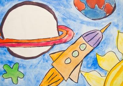 5 Fun Ways to Display Kid Creations