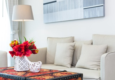 Where Staging Meets Spring Cleaning
