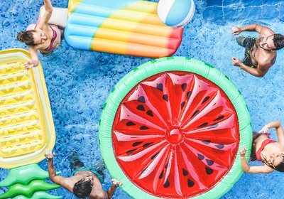 A Cooler Pool for Spring and Summer Fun