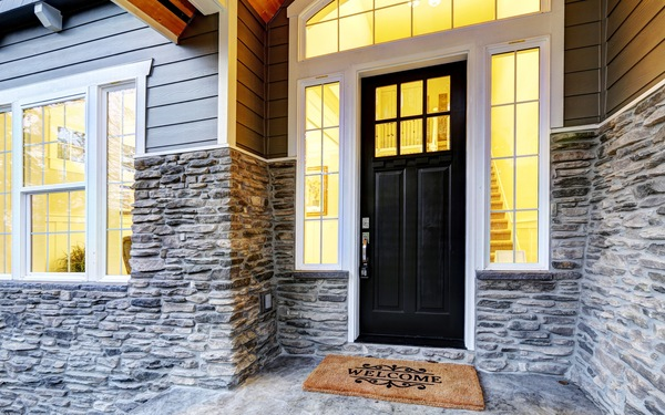 Can Painting Your Front Door Black Boost Your Home Value?