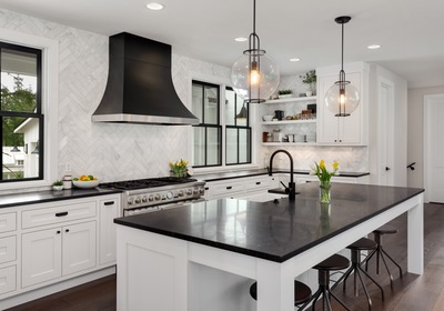 It's Time for a Tuxedo Kitchen!